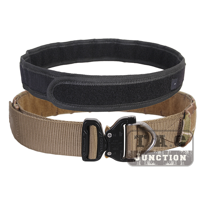 Emerson Tactical Cobra 1.75 & 2 Multi Functional Duty Inner & Outer Two Belts Patrol Rigger Belt AustriAlpin Buckle w/ D Ring