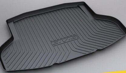 dedicated no odor carpets waterproof non slip durable rubber car trunk mats for HondaCivic