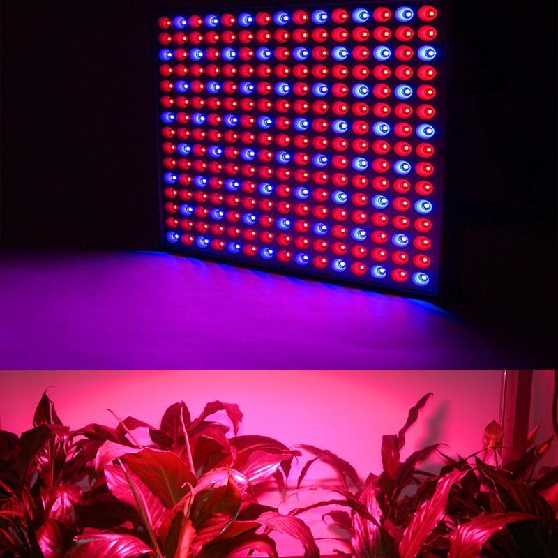 LED Grow Lights 45W LED Plant Grow Light Hanging Light for Indoor Plant for Garden Greenhouse and Hydroponic Full Spectrum Plant 2pcs 30mil 10w 660nm plant grow lights led chip dc6 7v 1000ma excellent quality light source for plant grow faster and batter