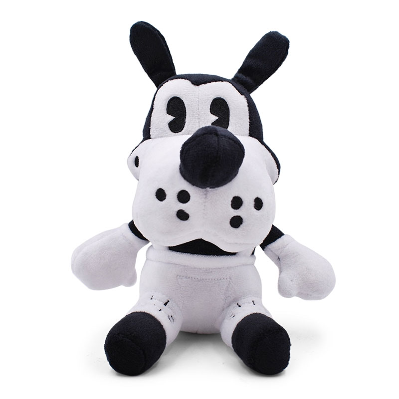 5 Style Bandy & Ink Maker Doll Cartoon Thriller Game Plush Toy Stuffed Animal Toys For Children Kids Gift 28cm