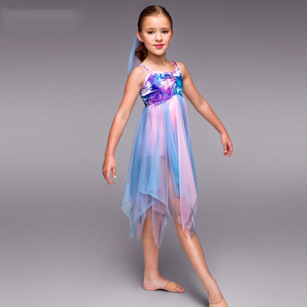 Ballet Dress For Children The European And American Design Performance Dance Costumes Condole Belt Style Ballet