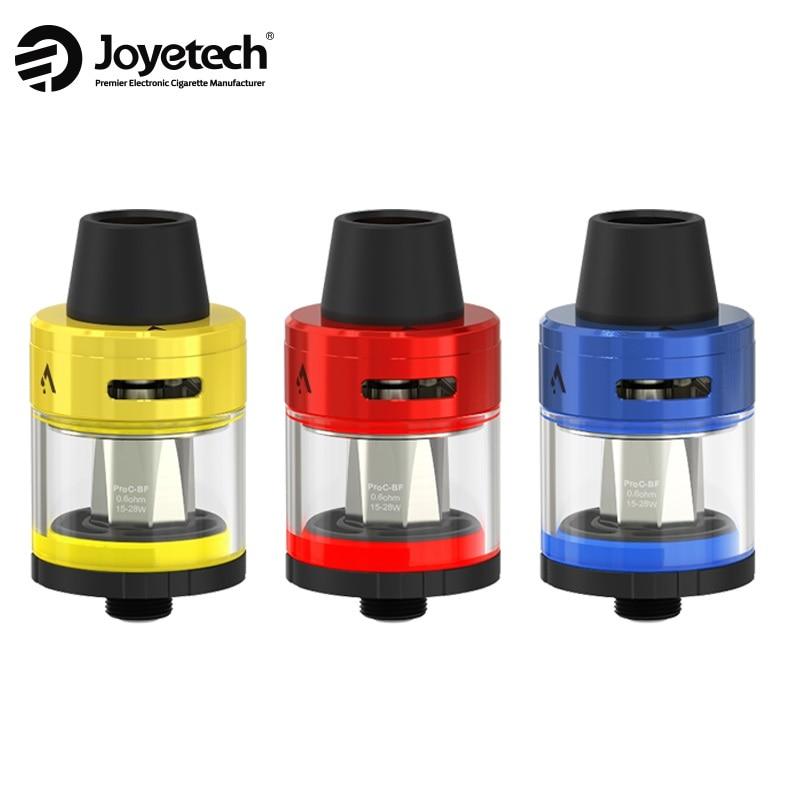 Original Joyetech Cubis 2 Atomizer 2ml 3.5ml Top Airflow CUBIS 2 Tank E-Cigarette Atomizer ProC-BF Series Coil Head 510 thread
