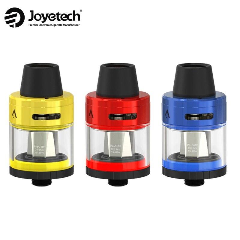 Originale Joyetech Cubis 2 Atomizzatore 2 ml 3.5 ml Top Flusso D'aria CUBIS 2 Serbatoio Atomizzatore E-sigaretta ProC-BF Series Coil Testa 510 filo