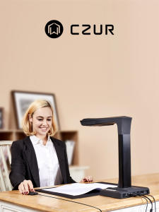 CZUR Document-Scanner Book Convert Windows Pro ET18 A3 A4 with Ocr-Wifi-Function