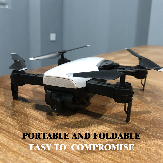 Electric Drone with Aerial Photography