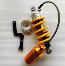"235mm 9.2 ""Universal 12 มม.รถจักรยานยนต์โช้คอัพสำหรับ Honda MSX125 Yamaha LC150 LC135 KAWASAKI Z125 EXCITER150"