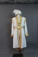 Cosplaydiy 2019 Aladdin Mens Cosplay Costume Prince Aladdin Boys Adult Halloween Fancy Suit L320 183 181