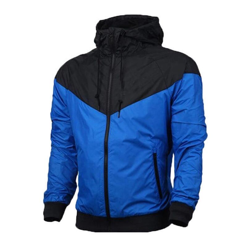 Fashion Men's Jacket - Fitness Running Jacket 1