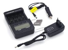 Liitokala lii500 ЖК-дисплей Зарядное устройство для 3.7 В 18650 26650 18500 18640 цилиндрических литиевые батареи, 1.2 В AA AAA NiMH Батарея Зарядное устройство