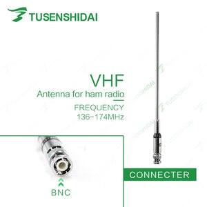 Image 5 - Hot Sell VHF 136 174Mhz BNC Long Telescopic Antenna TXS Q9ZT