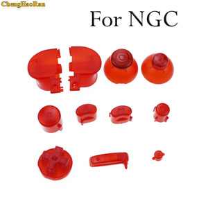 Image 4 - ChengHaoRan 21 colors Analog Joystick controller Button  Grip Stick Cap For NGC Controller Y X A B Z Buttons for Gamecube