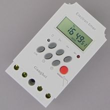 timer giornaliero Programmable Digital TIMER SWITCH Relay Control 220V Timer switch 230v 25A timer KG316 relay