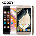 6 Inches Phone Android 5.1 Quad Core Xgody Y20 Smartphone 2SIM Card 8GB ROM+1G RAM with Micro USB and Phone Case Mobile Phone