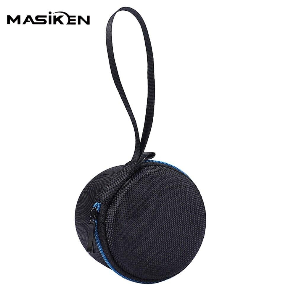 MASiKEN Trasporta la Cassa per Anker SoundCore Mini Super-Altoparlante del Bluetooth Portatile Manico EVA duro Supporto del Sacchetto della Chiusura Lampo Del Sacchetto Nuovo
