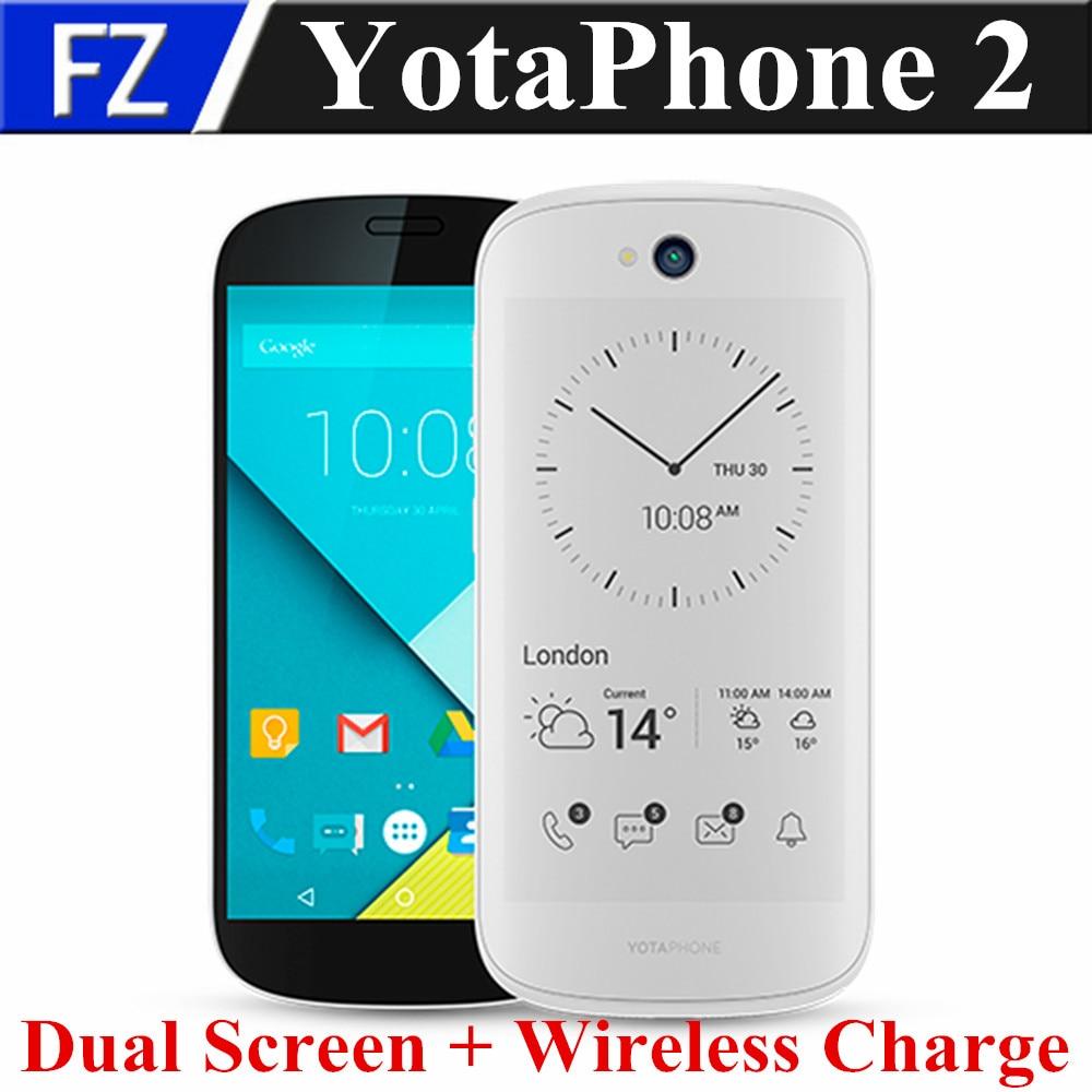 "Original 5.0"" Gorilla Glass YOTA YOTAPHONE 2 YD206 4G LTE ..."