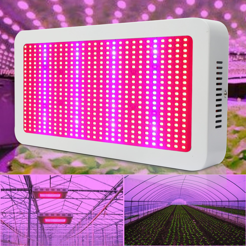 600W LED Grow Light 594 SMD Full Spectrum Grow Light for Indoor Plants Growing Flowering Greenhouse Hydroponics Horticulture best led grow light 600w 1000w full spectrum for indoor aquario hydroponic plants veg and bloom led grow light high yield