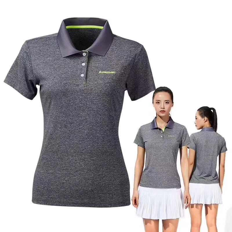 2019 High Quality Lovers Badminton T-Shirts Breathable Short Sleeve Outdoor Sport Clothing For Men And Women ST-S1117 ST-S2117