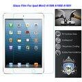 """Para apple ipad mini3 mini 3 a1599 a1560 a1561 seguridad 7.9 """"0.3mm templado película protectora de vidrio en la tableta"""