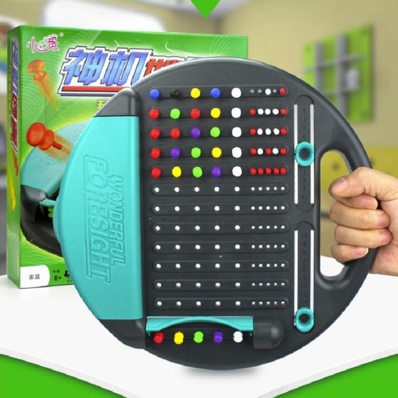 Merveilleux jouets de jeu de société de prévoyance pour le jeu de famille d'enfants