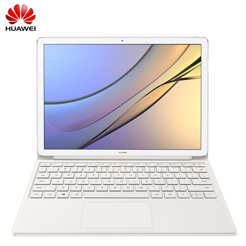 """12.0"""" Huawei MateBook E 2 in 1 4GB LPDDR3 128B SSD Tablet PC 7th Intel Core M3-7Y30 Windows 10 Fingerprint ID 2160*1440 IPS"""