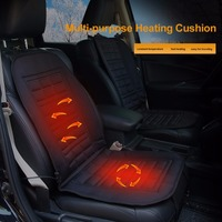 Hot Sale Car Heated Seat Cushion DC 12V Quickly Electric Heating Pad Car Seat Covers Warm