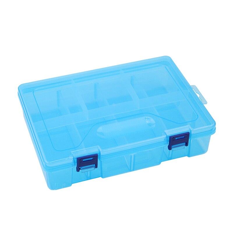 Электронный Интимные аксессуары коробка для хранения 3x4 grid 2 слой Съемный Пластик чехол для хранения для электронных Компоненты для Arduino ...