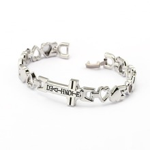 Death Note Letters Logo Bracelets Bangles