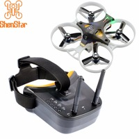 TINY GT8 PNP NO RX Indoor 2S Brushless Racer with Frsky Flysky RX FS I6 TX FPV Goggles Watch Apron Mini RC Drone DIY Quadcopter