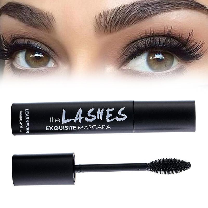 677a4dce908 Extension Eyelashes Mascara Waterproof Cosmetics Fiber Mascara 4d Silk  Maskara Waterproof Black Thick Mascara De Cilios Rimel