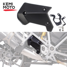 For BMW R1200GS R1250GS LC Adventure Motorcycle Guard Protector Upper Frame Infill Middle Side Panel for BMW GS 1200 1250 GS Adv r1200gs r1250gs side case pads motorcycles pannier cover set for luggage cases for bmw r1200gs lc adventure adv r 1250 gs
