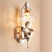 de lámpara pared Ángel