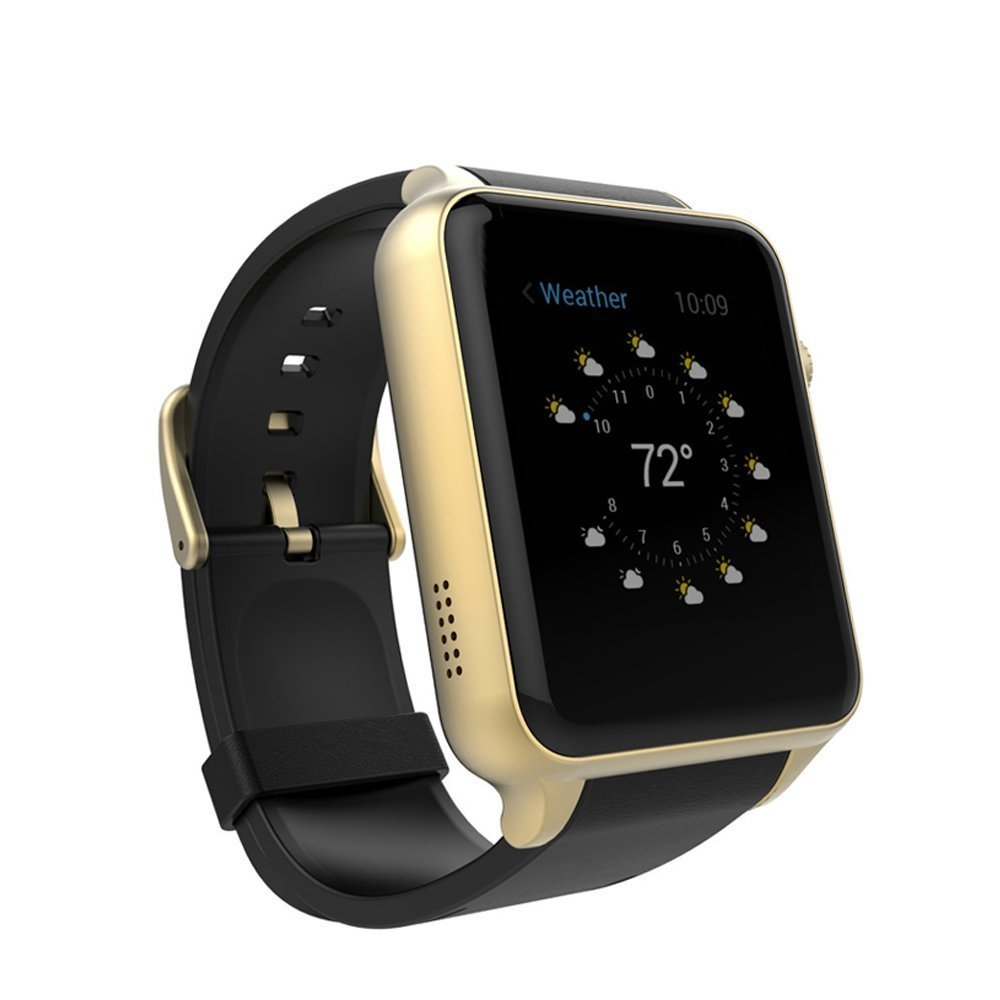 Newest SIM Card NFC Bluetooth Smart Watch Wristwatch Phone Mate Independent Smartphone With SIM Card For Android IOS