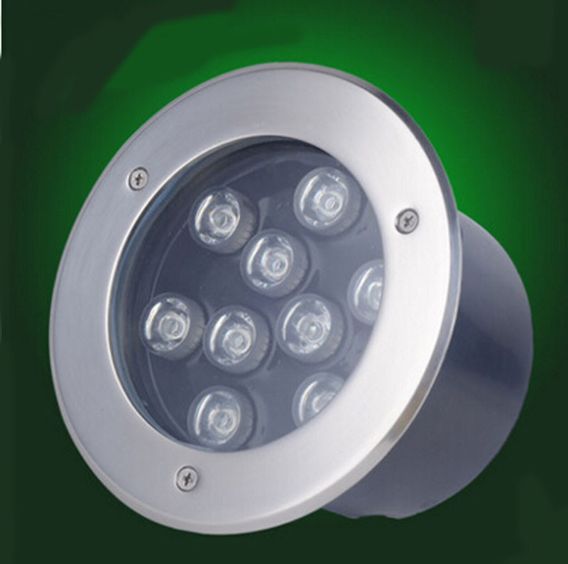 Lights & Lighting Glorious Fanlive 3pcs Rgb 9w Underground Lamps Ip67 Waterproof Buried Ground Floor Recessed Lights Spot Led Outdoor Garden Lighting Catalogues Will Be Sent Upon Request Led Lamps