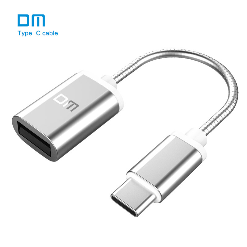 Type-C Adapter Type C-L USB C Male To USB2.0 Femail USB OTG  Converter For Devices With Typec Interface