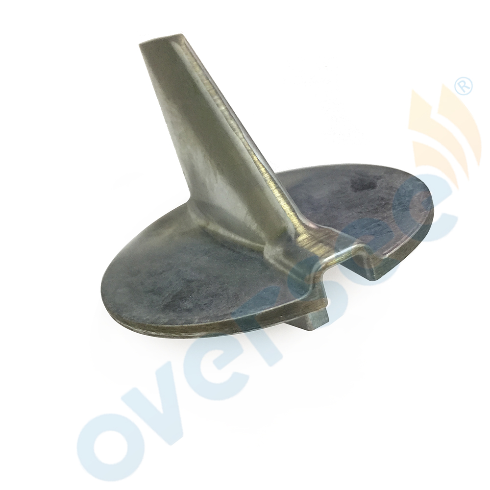 OVERSEE 6E5-45371-10 Trim Tab For Yamaha 90HP 115HP 150HP 175HP Outboard Engine