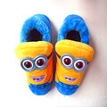 Soft Cotton Insects Slip Shoes Children's Homes New Cartoon Minions Slippers Child Slippers Heavy-bottomed Slippers TCCS6054