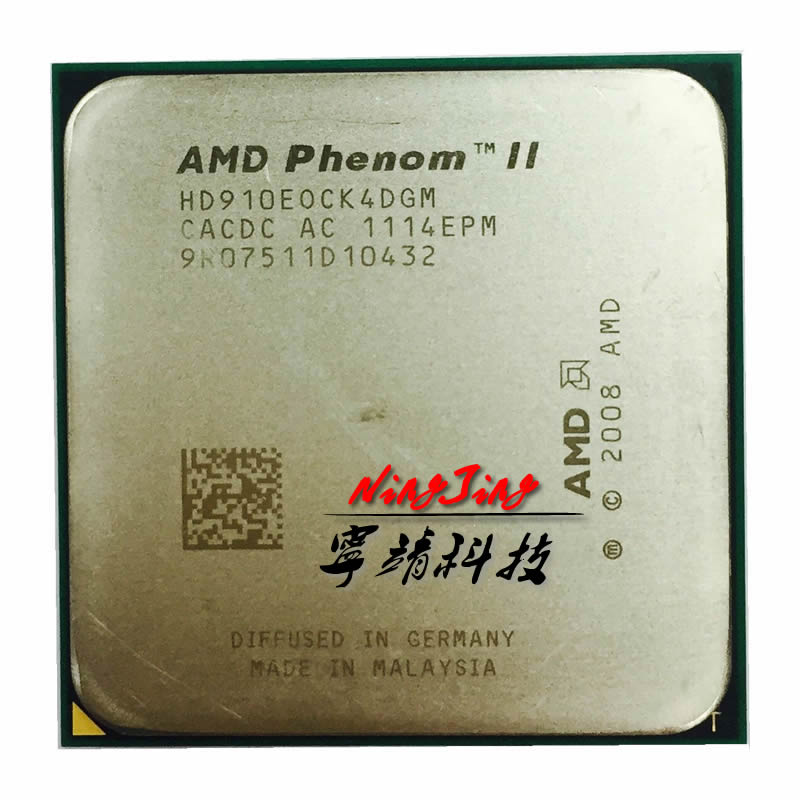 Processeur d'unité centrale Quad Core AMD Phenom II X4 910e 2.6 GHz HD910EOCK4DGM Socket AM3-in Processeurs from Ordinateur et bureautique on AliExpress - 11.11_Double 11_Singles' Day 1