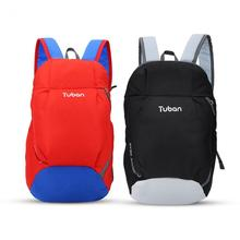 099d9dd67a TUBAN Backpack Unisex Waterproof Sports Shoulders Bag For Hiking Camping  Ultralight Outdoor Leisure School Backpacks Travel