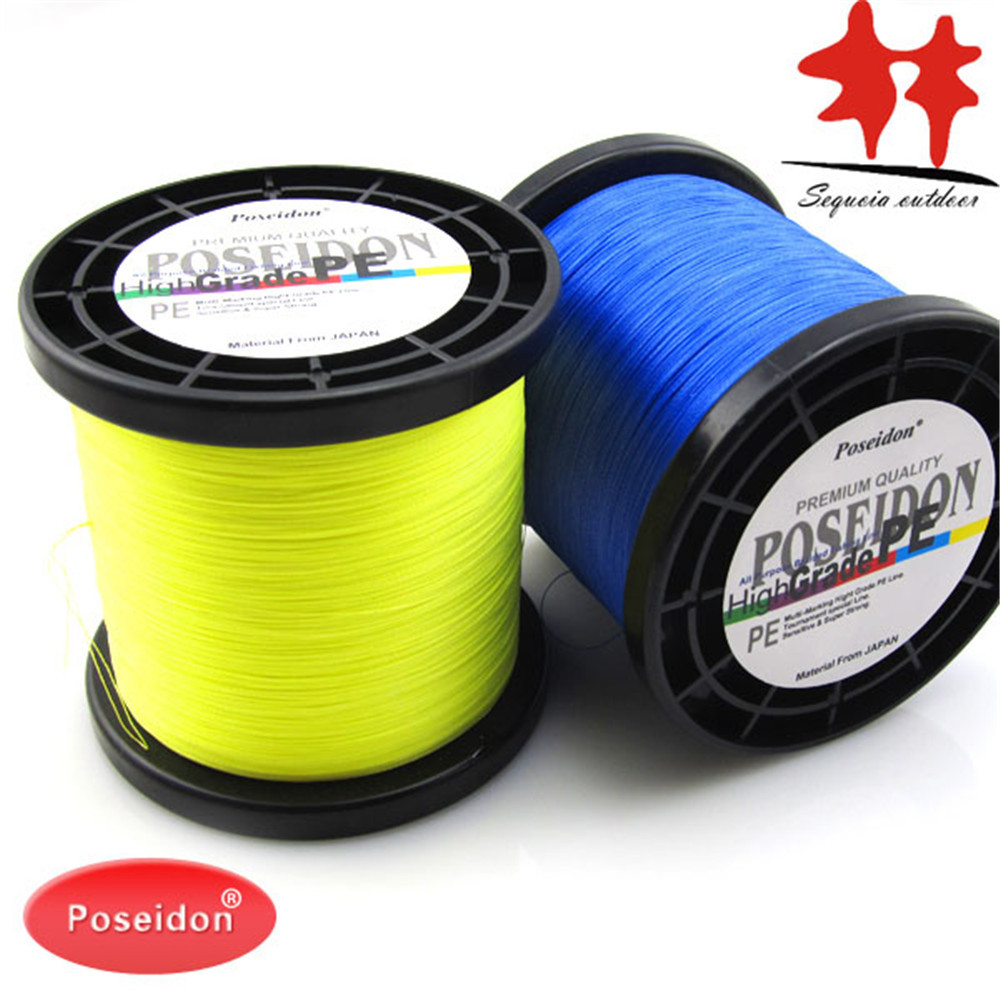 1000m line braided fishing line extreme strong pe for 20 lb braided fishing line
