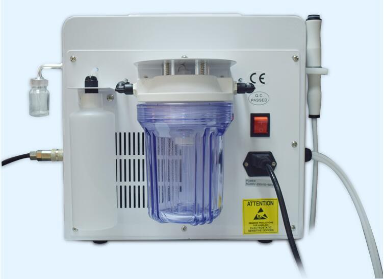 Usine prix Machine à vendre Hydra système Facial eau et oxygène Jet Machine pour soins de la peau nettoyage Spa CE - 3