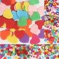 Круглая/корона/цветок/цифры-буквы, аксессуары из войлочной ткани, круглые фетровые подушечки, ткань, искусственная ткань 50-100