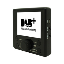 Автомобиль dab адаптер приемник с Bluetooth универсальный авто DVB Радио fm-передатчик громкой связи 3 TFT Дисплей AUX телевизионные антенны
