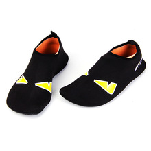 New Outdoor Sport Water Shoes Barefoot Skin Beach Aqua Shoes Quick Drying Swim Diving Upstream Trekking Sneaker Shoes Men Women стоимость