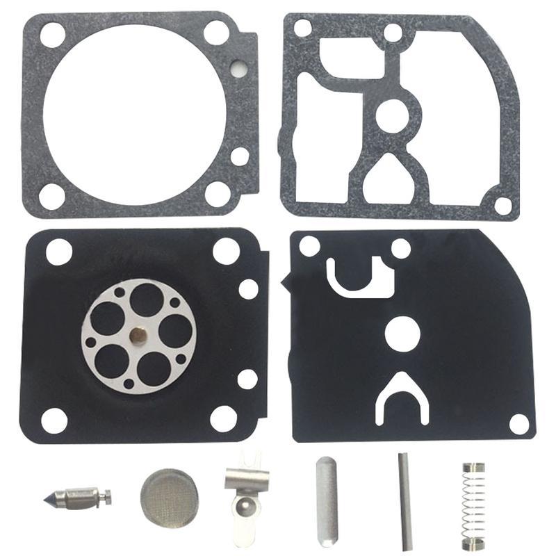 Rb-129 Kit de réparation carburateur Kit de réparation tronçonneuse 1 ensemble pour Walbro Kit de réparation carburateur pour STIHL MS 180 170 MS180MS170 018 017