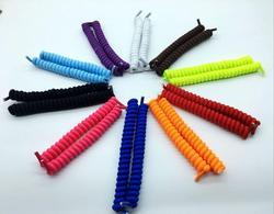 300 pairs Colorful Men Women Creative Elastic Shoelaces Shoestrings Running/Jogging/Sports Shoe Lace