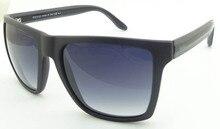 Brand new steampunk gafas de sol cuadradas hombres todo negro recubrimiento gafas de sol mujeres diseñador de la marca retro gafas de sol tr051