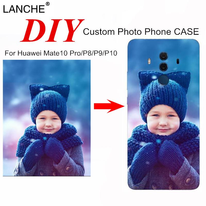"""Пользовательские фото чехол для телефона чехол для Huawei P8 P9 P10 P20 Lite 2017 плюс Коврики 8 9 10 Pro Honor 5A на возраст 6, 8 """"сделай сам"""" с возможностью нанесе..."""