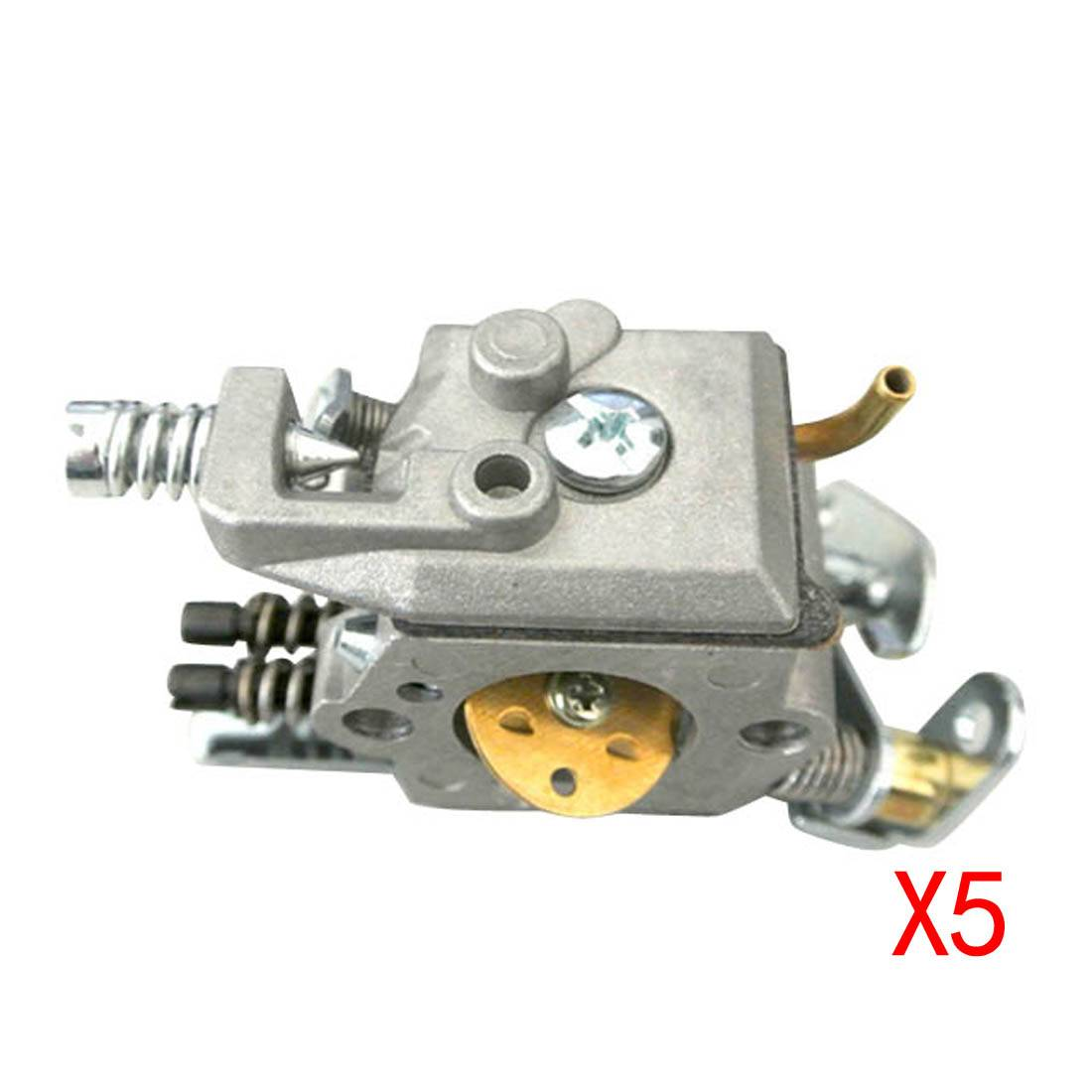 New Carburetor Carby For Husqvarna 136 137 141 142 Chainsaw Engine Motor Part 38mm engine housing cylinder piston crankcase kit fit husqvarna 137 142 chaisnaw
