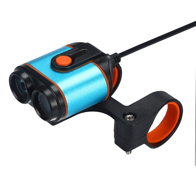 flashlight for bicycle 2 x XML T6 LED 4 Modes Bicycle Lamp Bike Light Headlight Cycling Torch luz bicicleta  Bike-room  P45 3800 lumens cree xm l t6 5 modes led tactical flashlight torch waterproof lamp torch hunting flash light lantern for camping z93