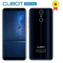 """Cubot x18 отпечатков пальцев 5.7 """"HD 18:9 mt6737t 4 ядра 3 ГБ Оперативная память 32 ГБ Встроенная память смартфона 13MP Камера Android 7.0 celular 3200 мАч 4 г LTE"""